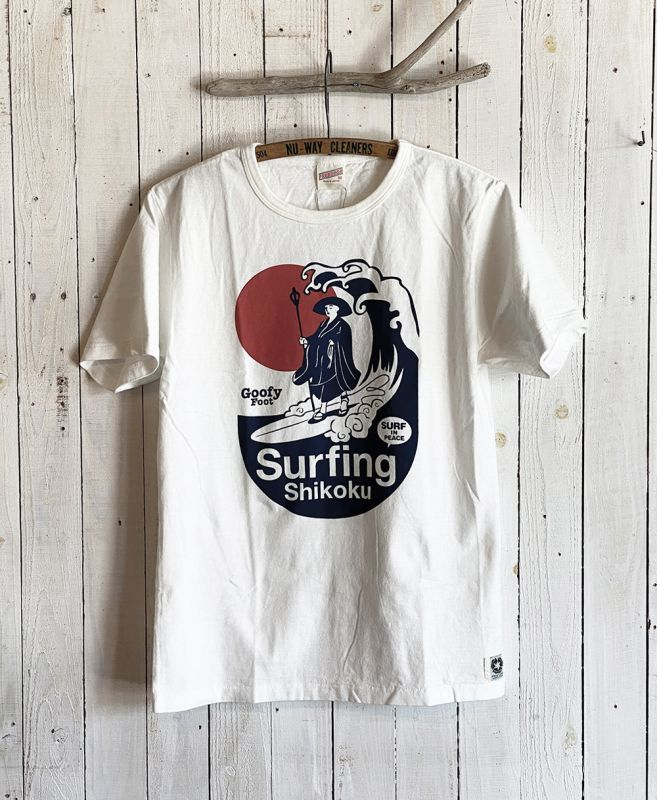 画像1: Surfing Shikoku TEE