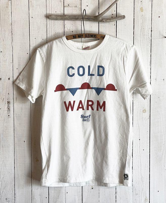 画像1: COLD FRONT TEE