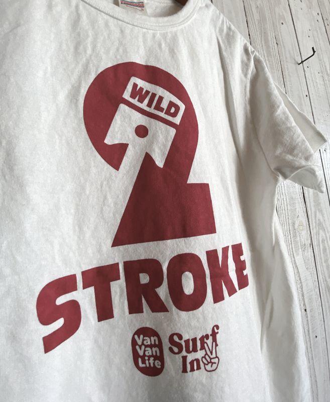 画像2: WILD 2STOROKE TEE